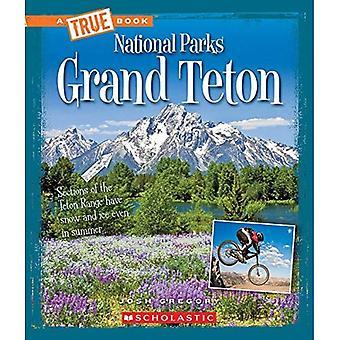 Grand Teton (vrai livres: parcs nationaux (broché))