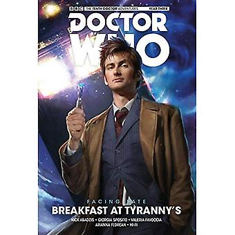 Doctor Who: The Tenth Doctor: Volume 8: Breakfast� at Tyranny's