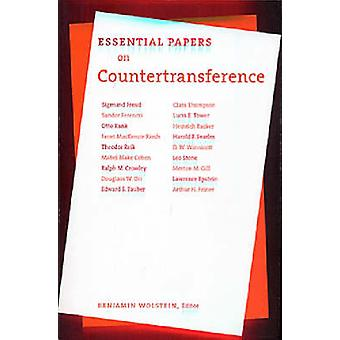 Essential Papers on Countertransference by Wolstein & Benjamin
