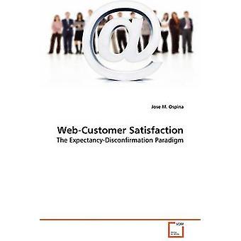 WebCustomer satisfação por Ospina & Jose M.