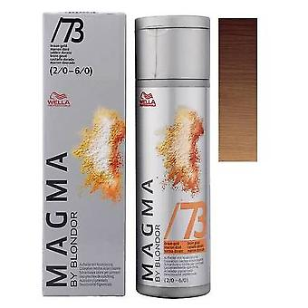 Wella Professionals Magma Discoloration with Color / 73 120 gr