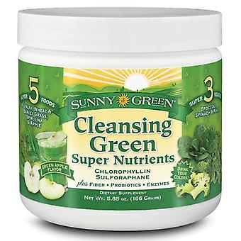 Sunny Green Cleansing Green 166 gr (Vitamins & supplements , Special supplements)