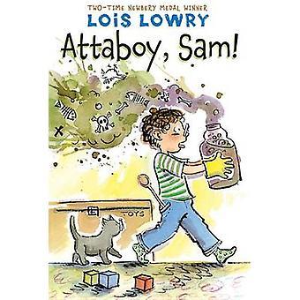 Bravo, Sam! par lois Lowry-9780544582361 livre