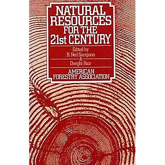 Natural Resources for the 21st Century by Sampson - 9781559630023 Book