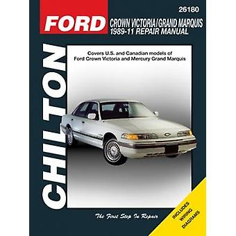 Ford Crown Victoria Chilton Automotive Repair Manual - 1989-11 by Anon