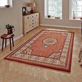 Rugs - Heritage - Terracotta 4400