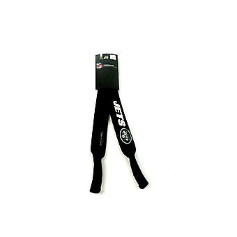 New York Jets NFL Black neopreen band voor zonnebrillen/bril