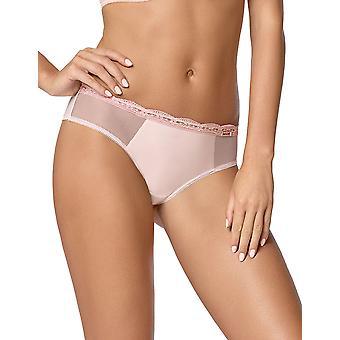 Nipplex Women's Sara Pink Lace Panty Thong