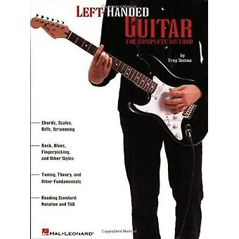 Left-Handed Guitar by Troy Stetina - 9780793587889 Book