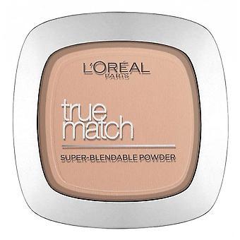 L'Oreal True Match Super Blendable Powder - Rose Ivory