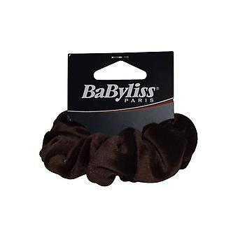BaByliss Scrunchie Brown Velour