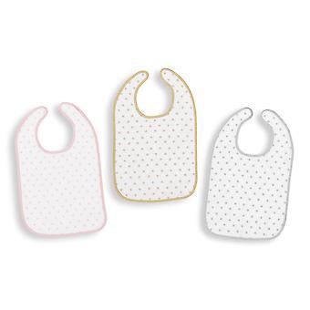 Interbaby Babero De Velcro Estrellas (Babies and Children , Toys , Others)