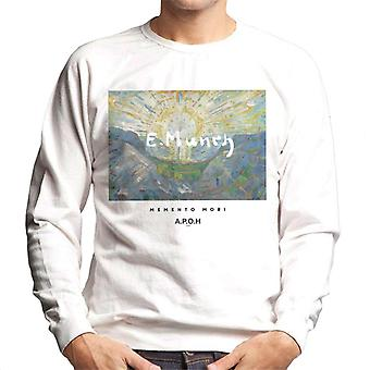 A.P.O.H Munch Momento Mori Men's Sweatshirt
