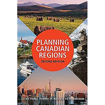 Planning Canadian Regions, Second Edition