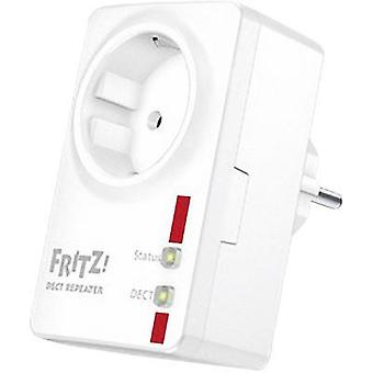 DECT repeater AVM FRITZ!DECT Repeater 100 built-in socket