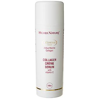 Höhere Natur Aeterna Gold Collagen Creme Serum, 150ml