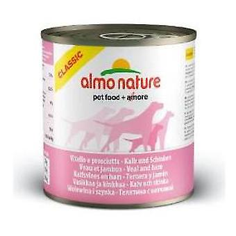 Almo nature Almo Nature with Veal and Ham (Dogs , Dog Food , Wet Food)
