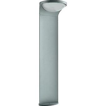 Solar outdoor free standing light 1.5 W Warm white Philips 178098716 Dusk Grey