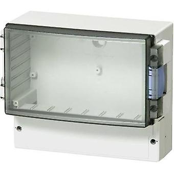 Fibox 7585154 CARDMASTER Robust ABS plastic Plastic Wall Mount Enclosure IP65 Smoke grey 185 x 213 x 118