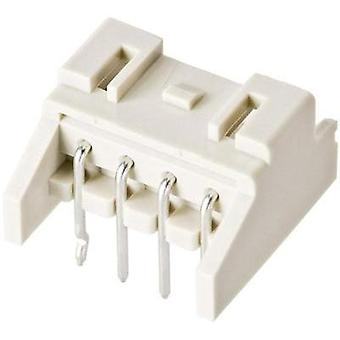 JST S04B-XASK-1 (LF)(SN) S04B-XASK-1 (LF) (SN) Multi-pin Connector , XA Series Number of pins: 4 Nominal current: 3 A
