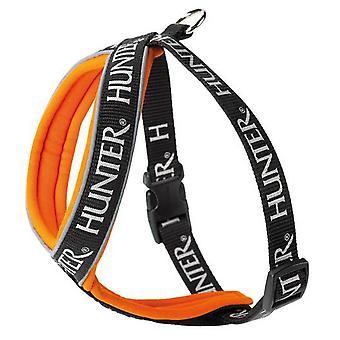 Hunter Neopren Oakland 40 Nylon riflettente cintura arancio/nero 30-40cm