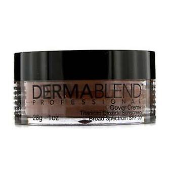 Dermablend dække Creme bredt spektrum SPF 30 (høj farve dækning) - chokolade brun - 28g / 1oz