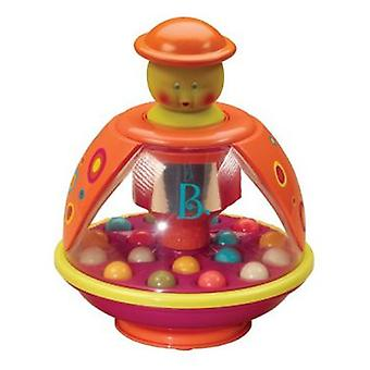 B. Peonza Poppitoppy (Toys , Preschool , Babies , Early Childhood Toys)
