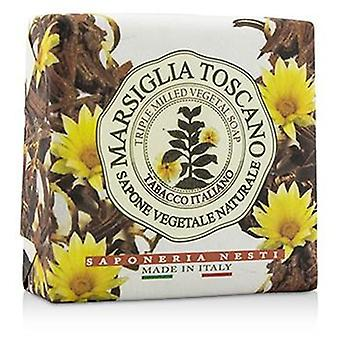 Marsiglia Toscano Triple Milled Vegetal Soap - Tabacco Italiano - 200g/7oz