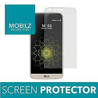 Quality Full Cover Curved 3D Tempered Glass Screen Protector For LG G5 CLEAR