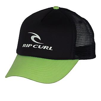 Rip Curl kurva Truckerkeps ~ Corporate lime