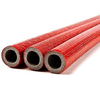 10 Meters of Extra Strong Pipe Foam Insulation Lagging Wrap 6mm Thick