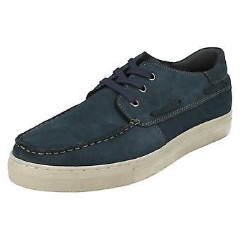 Mens Maverick Casual Lace Up Shoe A2116