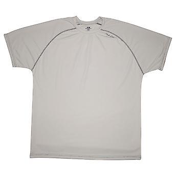 Cliff Keen MXS løs Gear kortærmet tekniske skjorte - grå