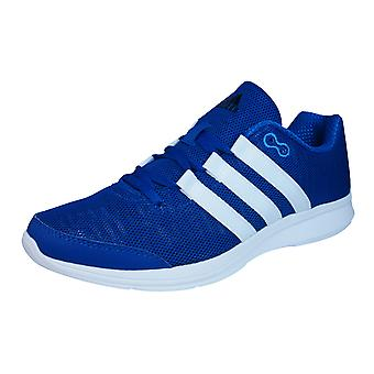 adidas Lite Runner Mens Running Trainers / Shoes - Blue