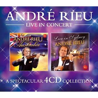 Andre Rieu live in concert by Andre Rieu