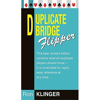 Duplicate Bridge Flipper (MASTER BRIDGE) (Paperback) by Kelsey Hugh Klinger Ron