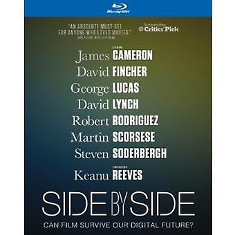 Side by Side [BLU-RAY] USA import