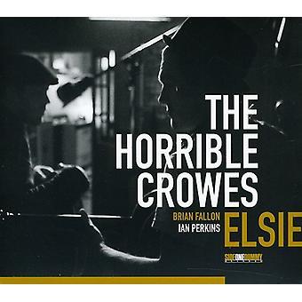 Forfærdelig Crowes - Elsie [CD] USA importerer