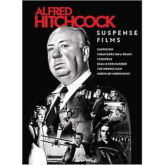 Import USA Alfred Hitchcock Suspense Films Collection [DVD]