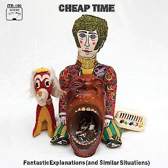 Cheap Time - Fantastic Explanations (and Similar Situations) [Vinyl] USA import