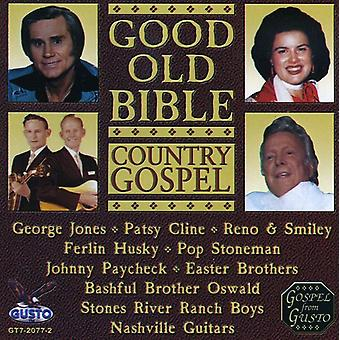 Good Old Bible - Good Old Bible [CD] USA import