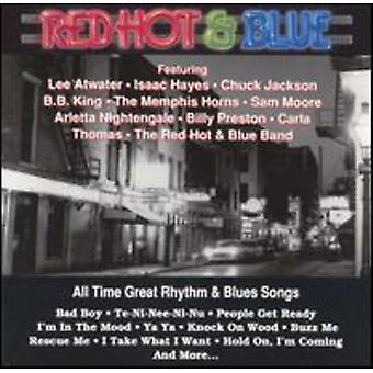 Red Hot & Blue - Red Hot & Blue-All Time Great [CD] USA import