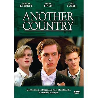 Et andet land [DVD] USA importerer