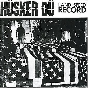 Husker Du - jord hastighedsrekord [CD] USA import
