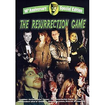 Resurrection Game [DVD] USA import