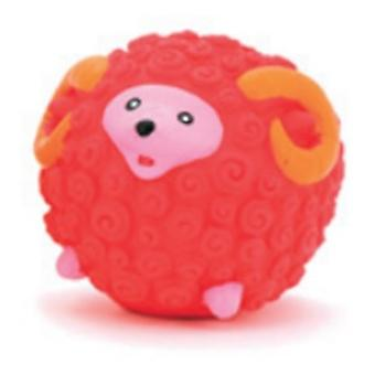 Arquivet Red Sheep Latex (Dogs , Toys & Sport , In latex)
