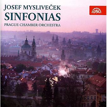 J. Myslivecek - Myslivecek: Sinfonias [CD] USA import