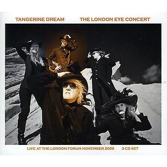 Tangerine Dream - importazione USA London Eye concerto [CD]