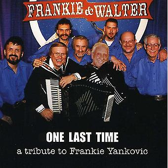 Frankie & Walter - One Last Time [CD] USA import