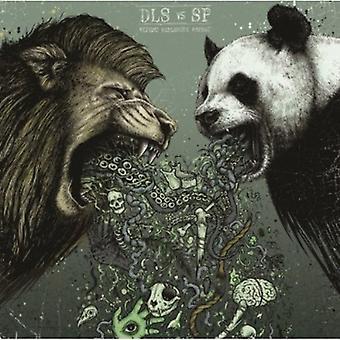 Dan Le Sac vs Scroobius Pip - omvende genopbygge gentages [CD] USA importerer